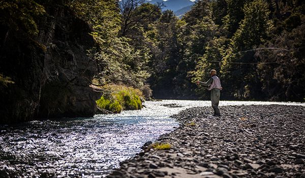 Wanaka Accommodation Discover Dingleburn Activities Guided Fishing - Activities