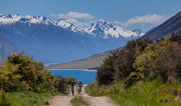 Wanaka Accommodation Discover Dingleburn Activities Mountain Biking - Activities