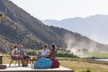 outdoor area Wanaka Accommodation at Discover Dingleburn Station 370x250 - Home